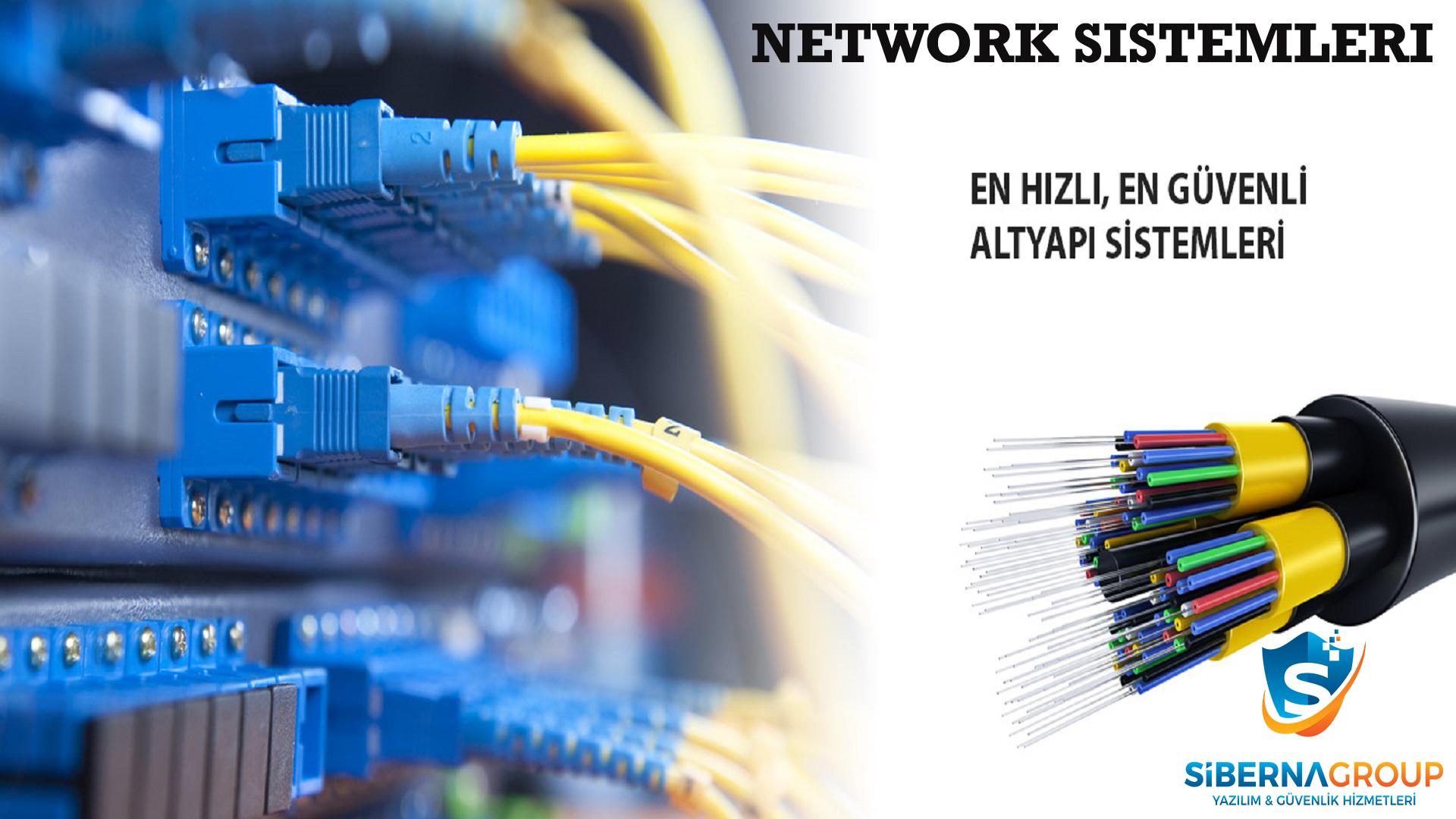 NETWORK SİSTEMLERİ2